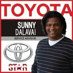 Sunny Dalavai
