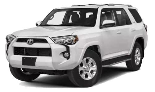 New 2018 Toyota 4Runner SR5 4WD Auto