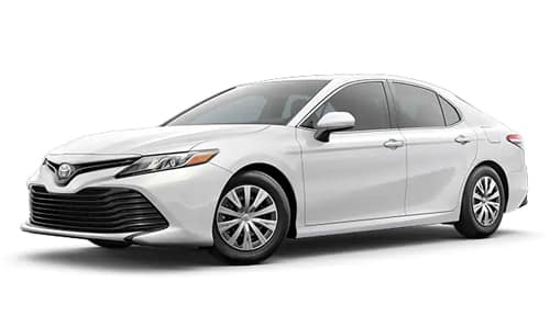 2019 Toyota Camry LE FWD Auto