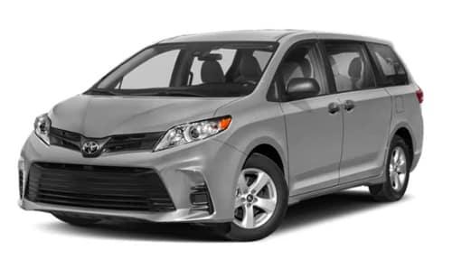 2019 Toyota Sienna LE FWD Auto