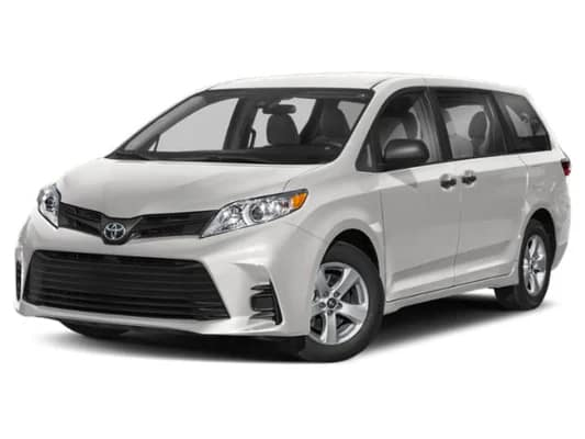 2020 Toyota Sienna LE FWD Auto