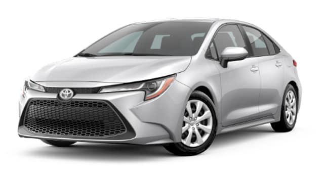 2020 Toyota Corolla Sedan FWD Auto