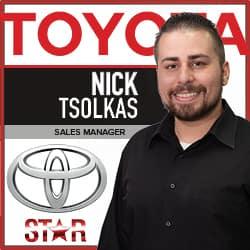 Nick Tsolkas