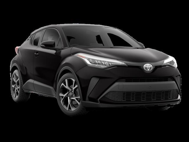 2020 Toyota C-HR FWD Auto Sport Utility