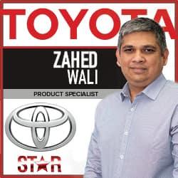Zahed Wali