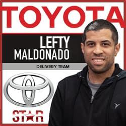 Lefty Maldonado