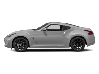 370Z coupe 2018 side