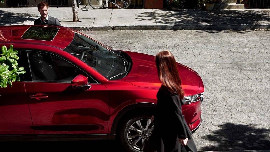 2019 Mazda CX-5 passenger side