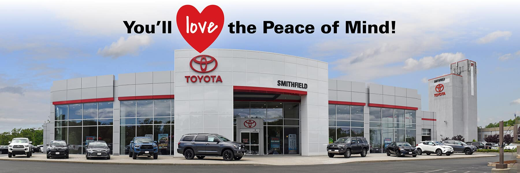 Toyota Of Smithfield Toyota Dealer In Smithfield Ri