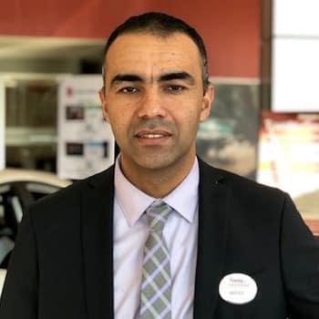 Mehdi Barkouchi
