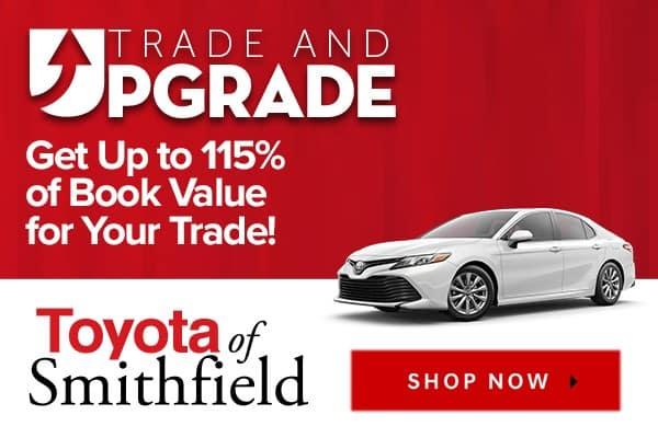 Trade and Upgrade