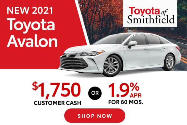 New 2021 Toyota Avalon