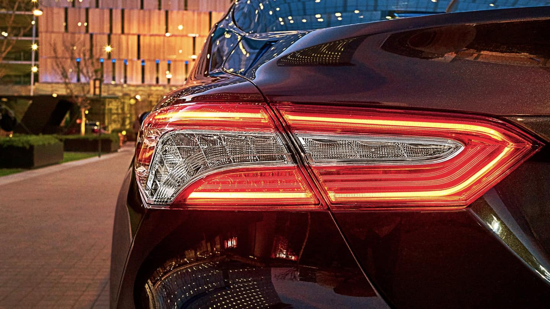 2019 Toyota Camry taillight
