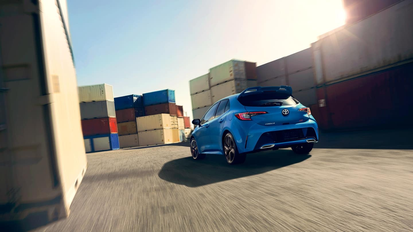 2019 Toyota Corolla Hatchback performance
