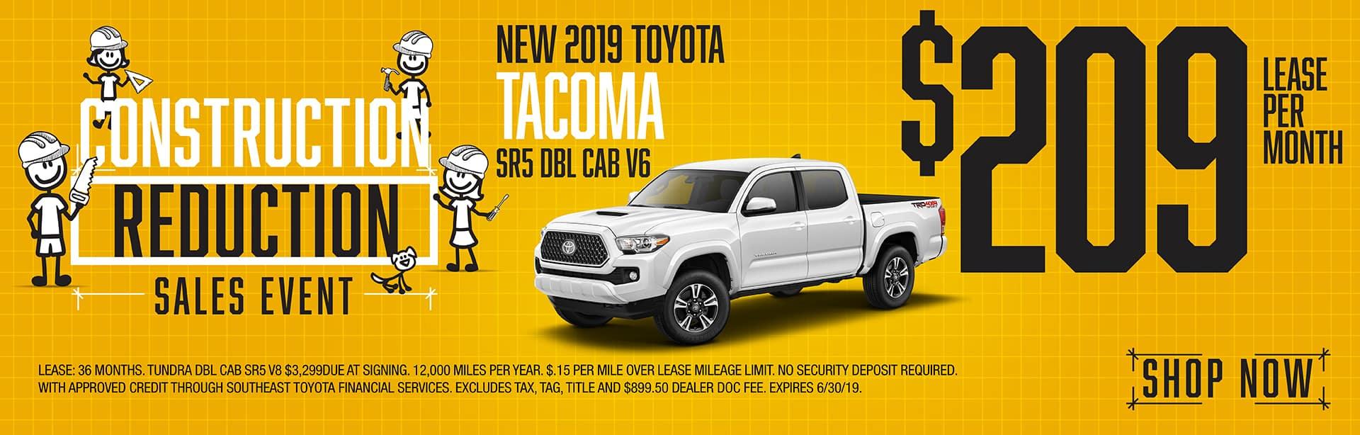 2019 Tacoma