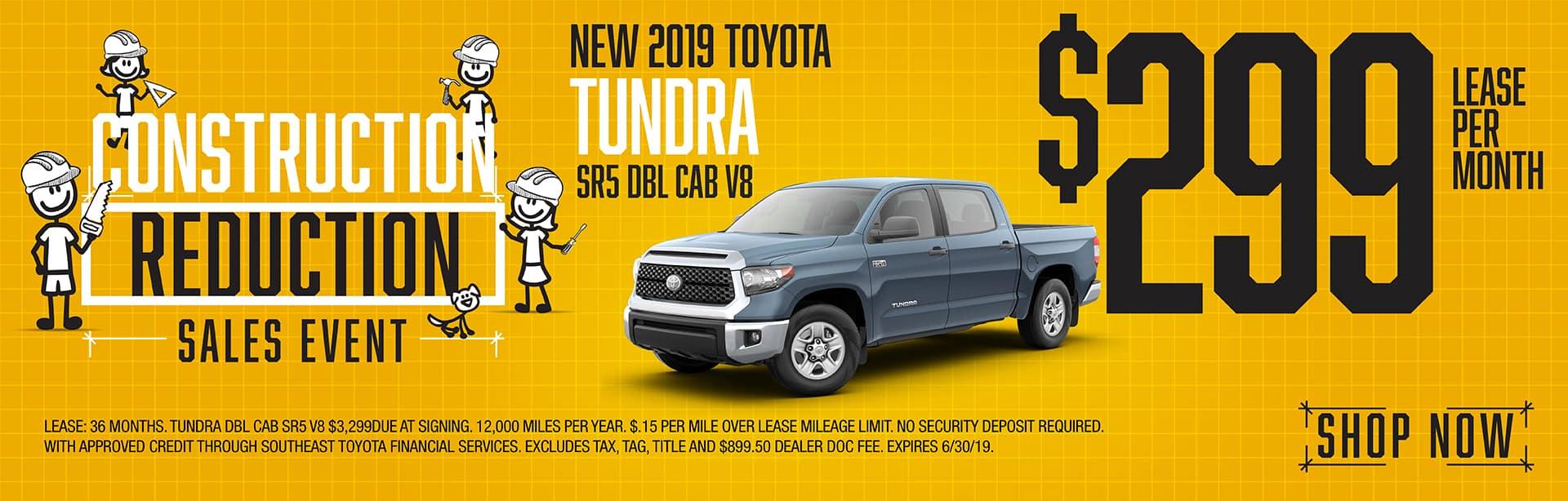 2019 Tundra