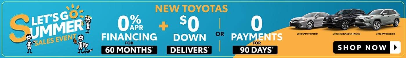 Shop Click Drive New Toyotas