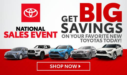 National Sales Event