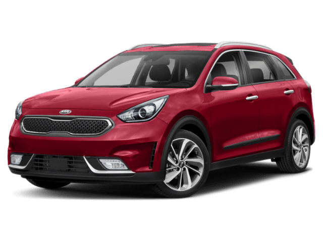 2019 Kia Niro red SUV