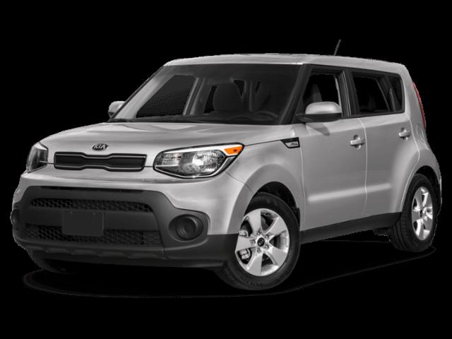 2019 Kia Soul silver SUV
