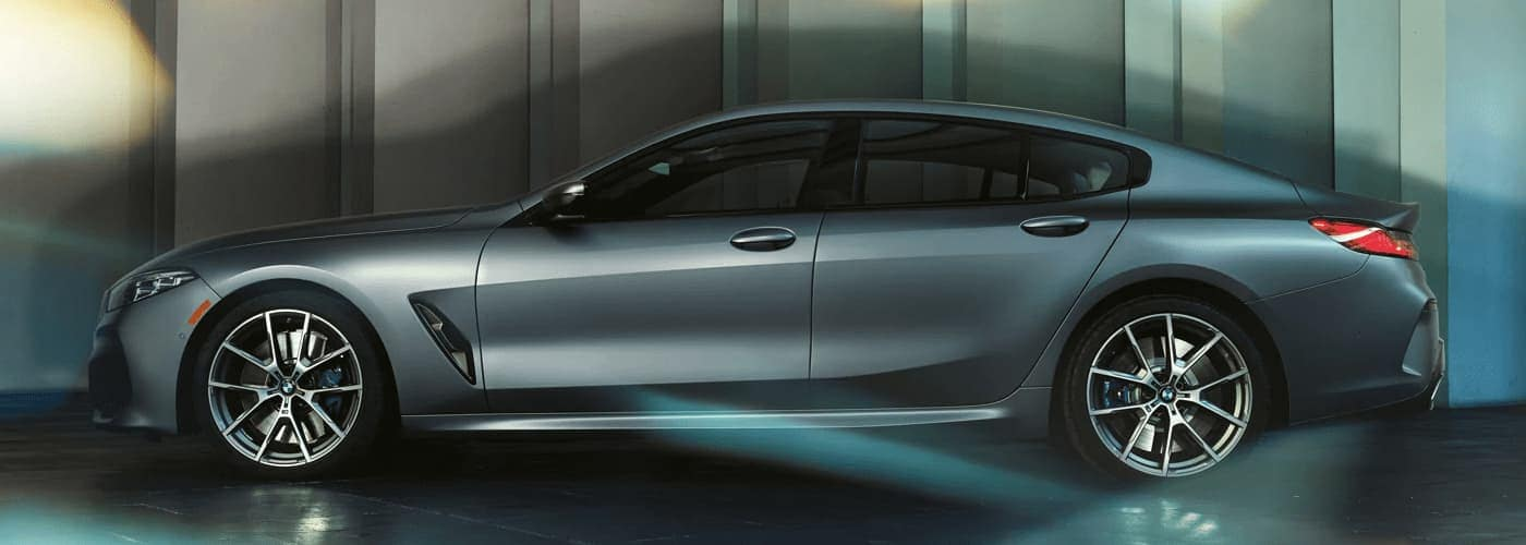 2019 BMW Series 8 Gran Coupe