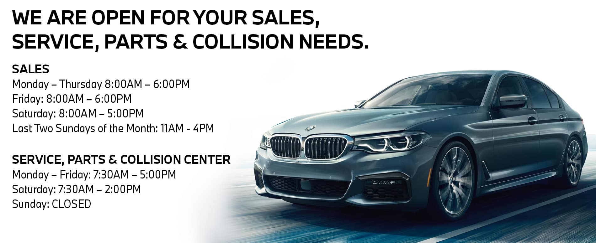 TULLEY-BMW-HOURS