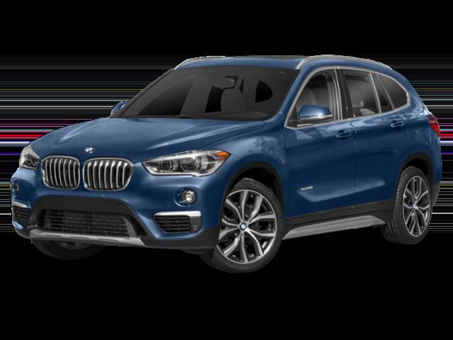 2019 BMW X1 blue