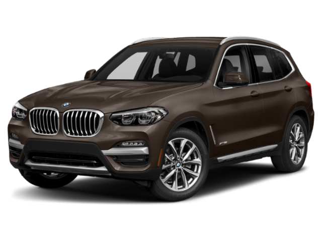 2019 BMW X3 brown
