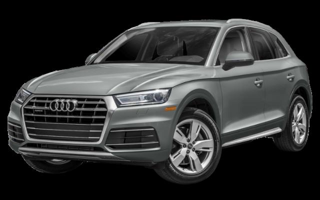 2019 Audi Q5 in gray