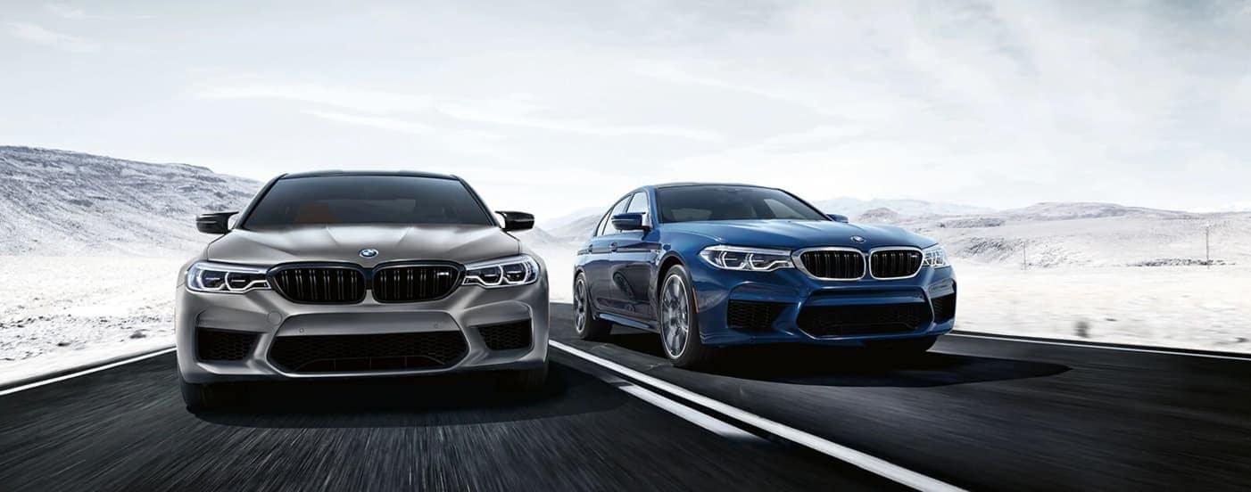 car 2020 BMW M Models driving
