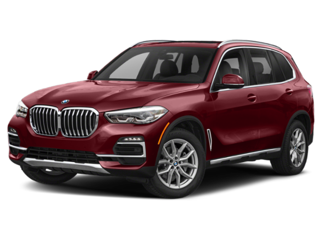 2020 BMW X5 Red Exterior