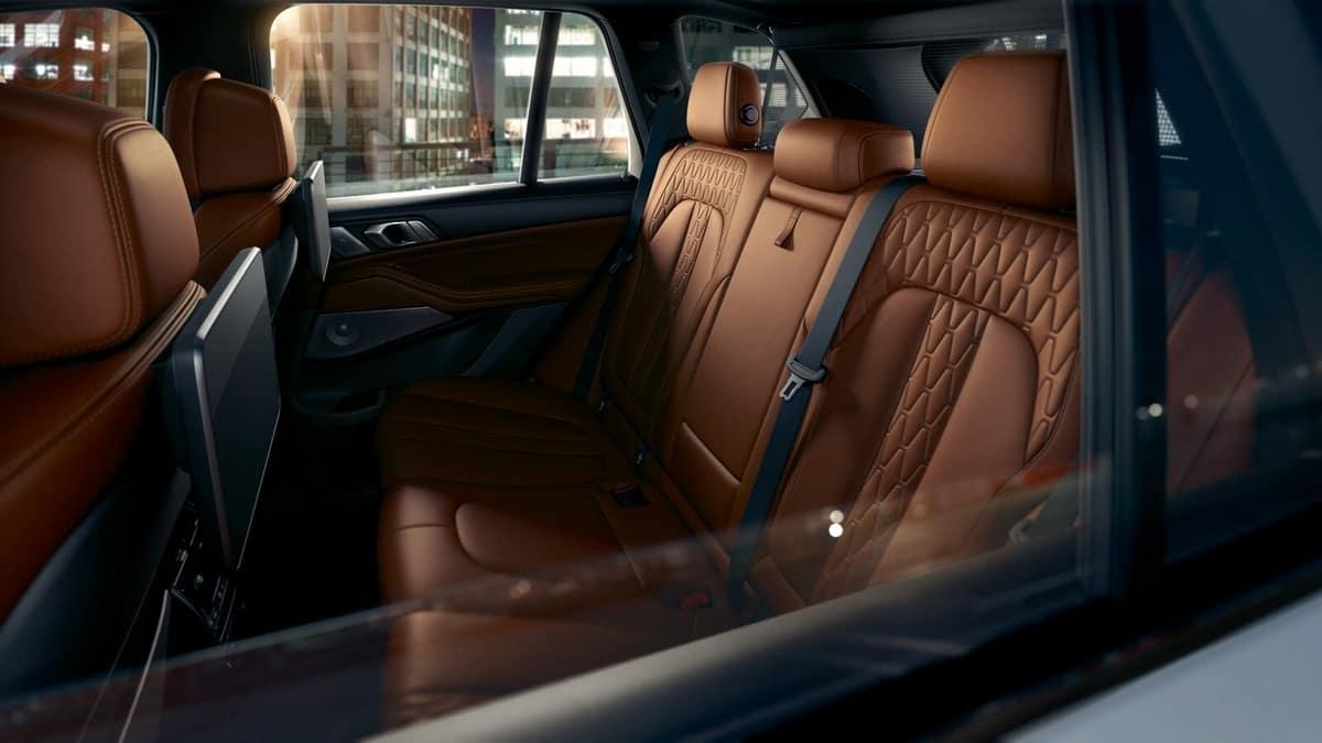 BMW X5 Interior Dimensions