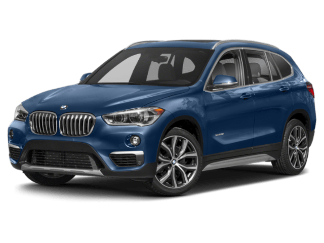 2019 BMW X1 in blue