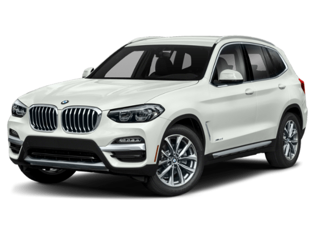 2020 BMW X3 in white