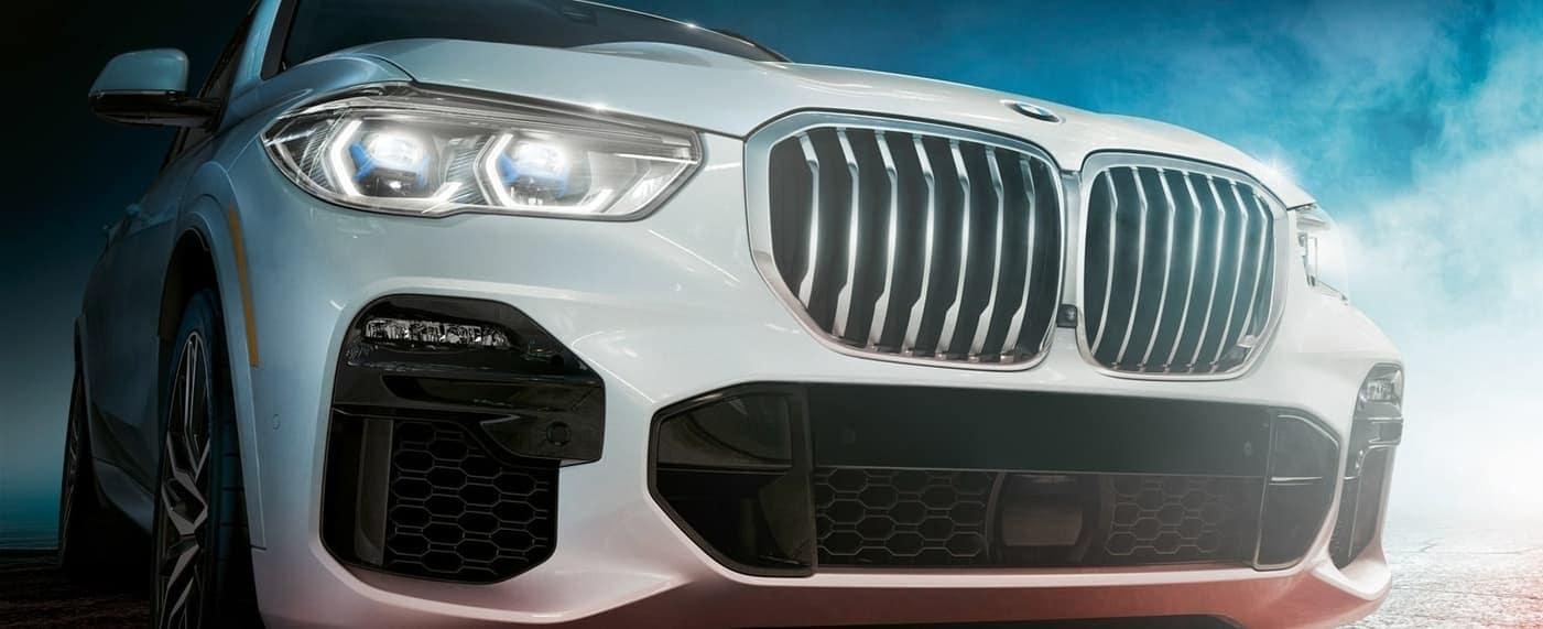 2020 BMW X5 exterior grille