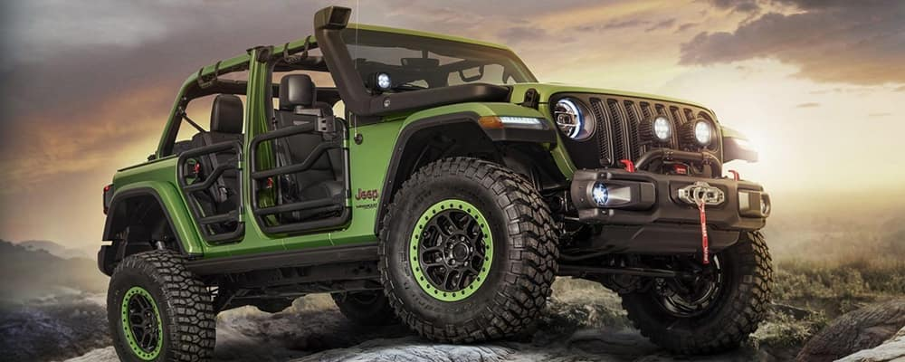 2019 Jeep Accessories