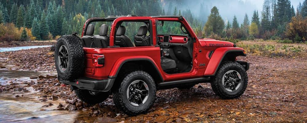 2020 jeep wrangeler color