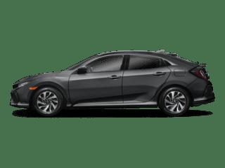 New 2019 Honda Civic LX FWD Hatchback