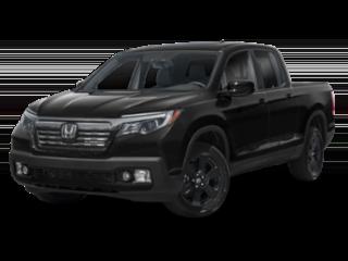 New 2019 Honda Ridgeline RTL-T FWD Truck