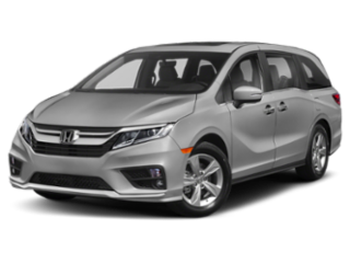 New 2019 Honda Odyssey EX-L FWD Minivan