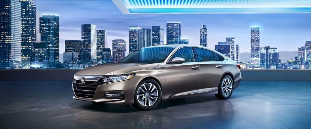 New 2018 Honda Accord Hybrid 2.0T
