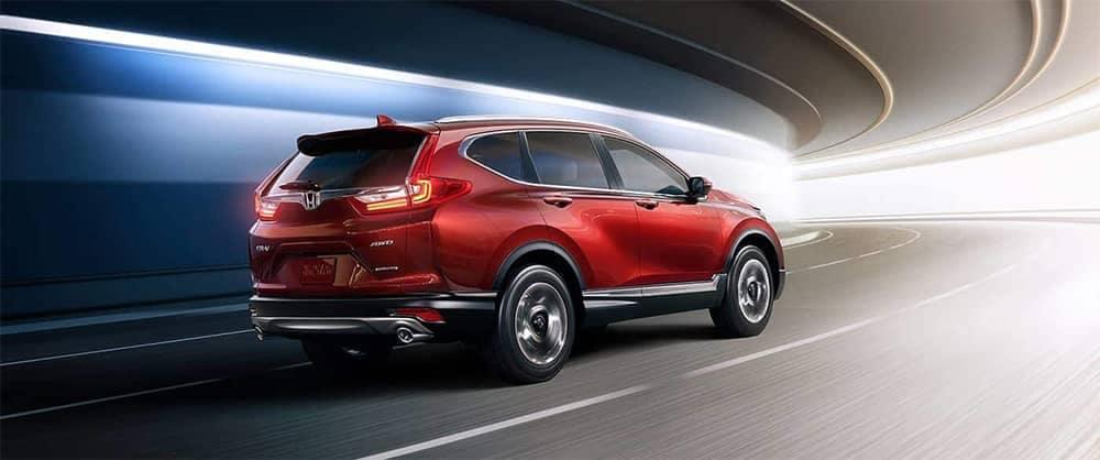 2019 Honda CR-V Rear