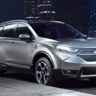2019 Honda CR-V At Night