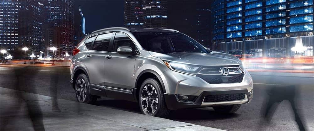 New 2018 Honda CR-V EX-L FWD SUV