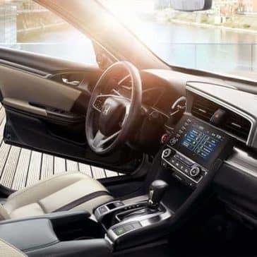 2019 Honda Civic Cabin