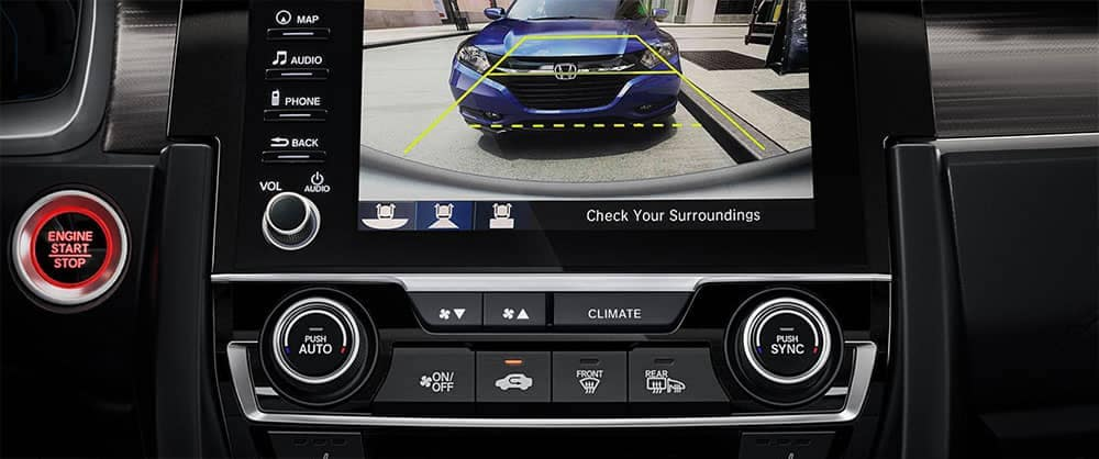 2019 Honda Civic Camera