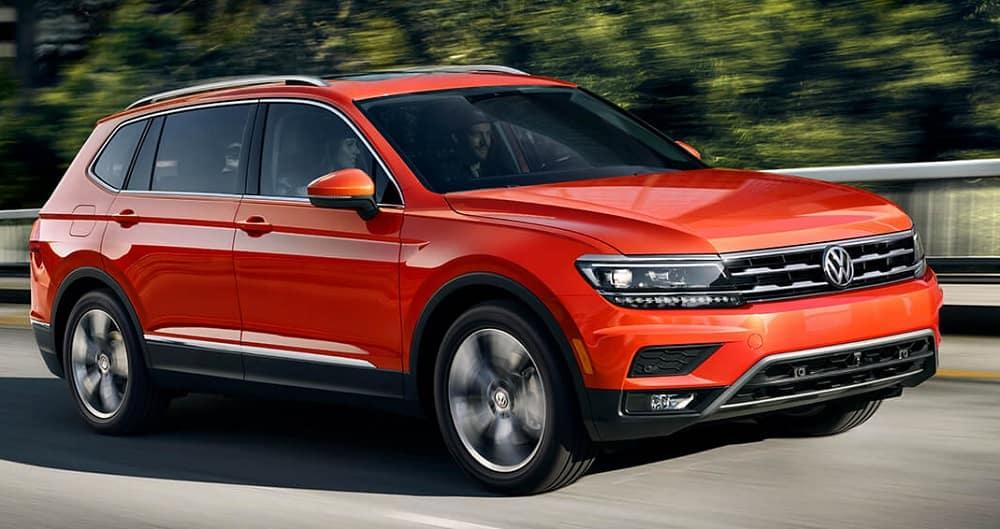 Volkswagen Tiguan For Sale Near Edmond Allen Samuels Vw