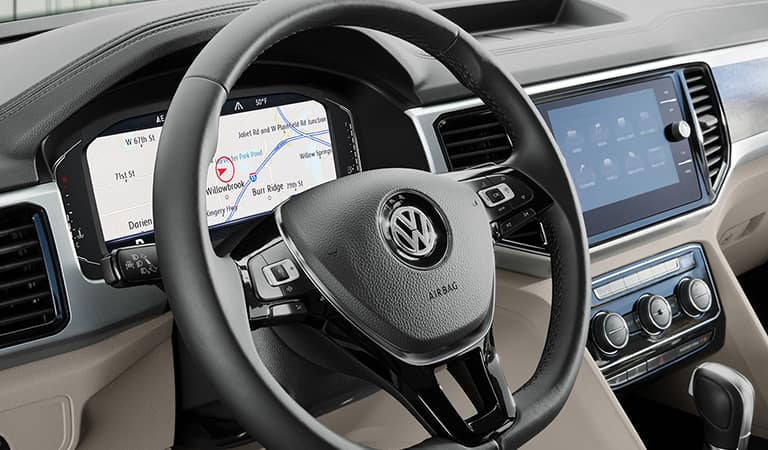 New 2020 Volkswagen Atlas Oklahoma City