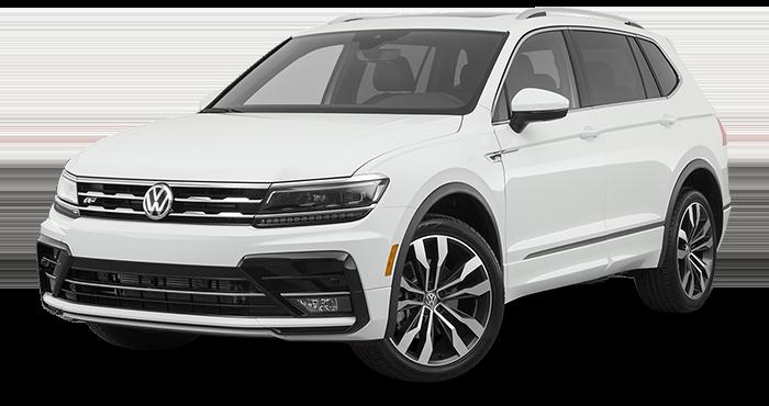 New 2020 Tiguan Allen Samuels Volkswagen