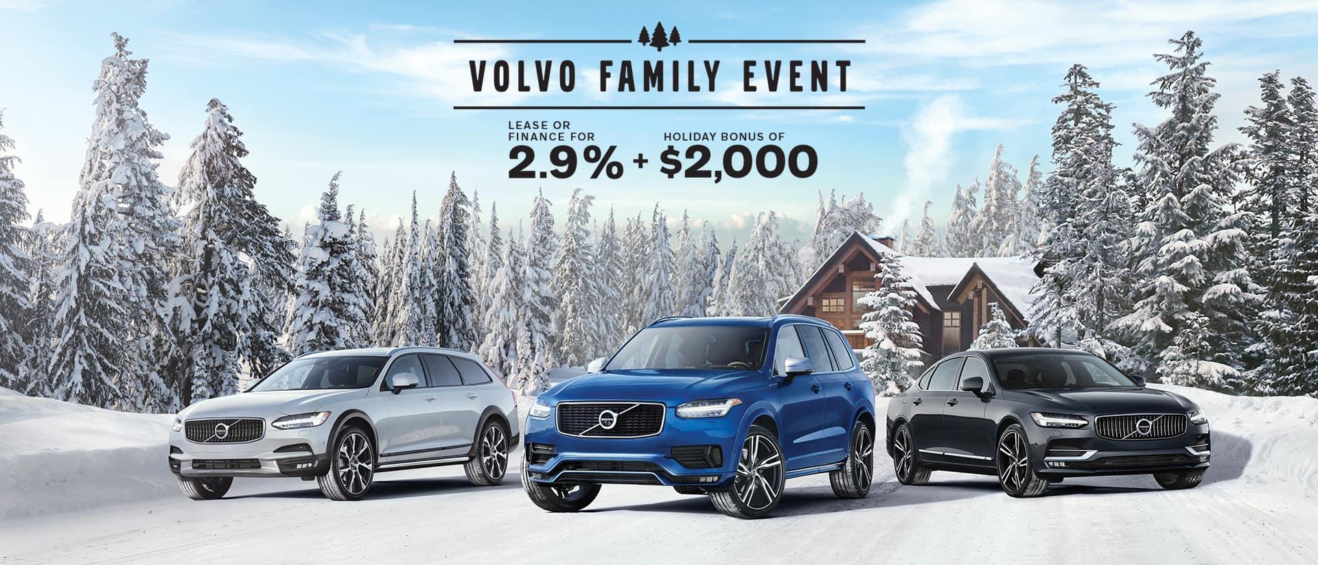Volvo Family Event